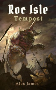 Roc Isle: Tempest by Alex James