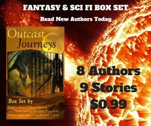 Outcast Journeys - Fantasy Box Set