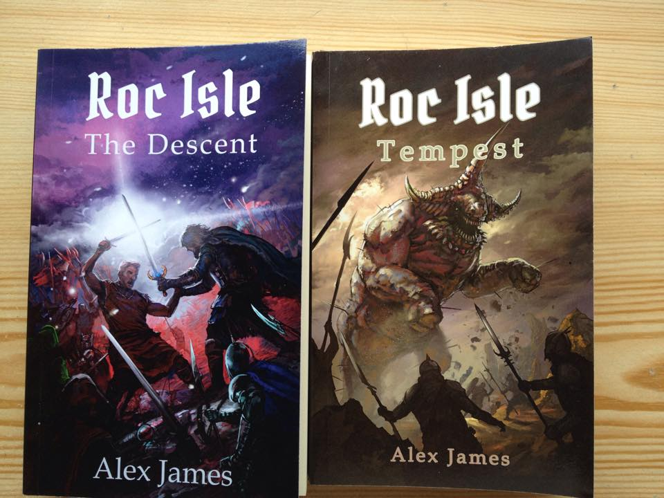 Roc Isle: The Descent and Roc Isle: Tempest
