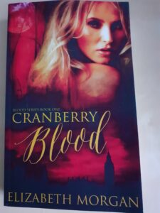 Cranberry Blood by Elizabeth Morgan - Front Cover