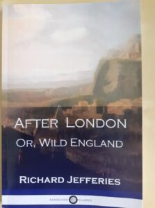 After London Or Wild England by Richard Jefferies - Front Cover